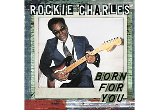 Rockie Charles - Born For You - (Vinyl)
