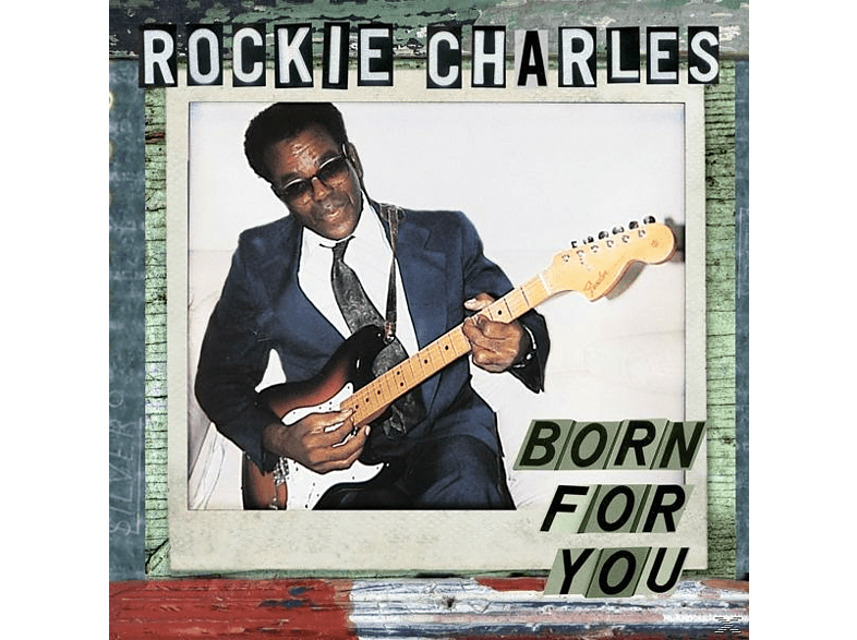 Rockie Charles - Born For You [Vinyl]