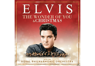 Elvis Presley - The Wonder of You & Christmas with Elvis and the R - (CD)