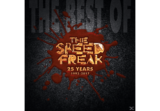 The Speed Freak - The Best Of 25 Years (1992-2017) - (CD)