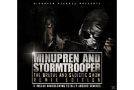 Minupren & Stormtrooper - The Brutal And Sadistic Show (Remix Edition) [CD]