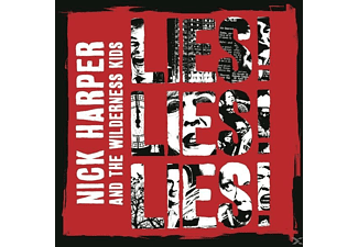 Nick Harper - Lies! Lies! Lies! - (CD)