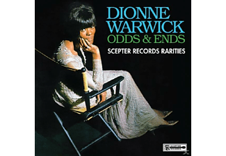 Dionne Warwick - Odds & Ends [CD]