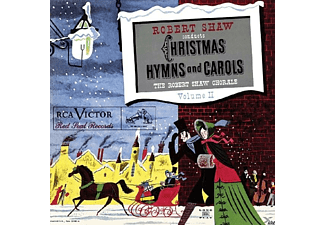 Robert Shaw Chorale - Christmas Hymns & Carols - (CD)