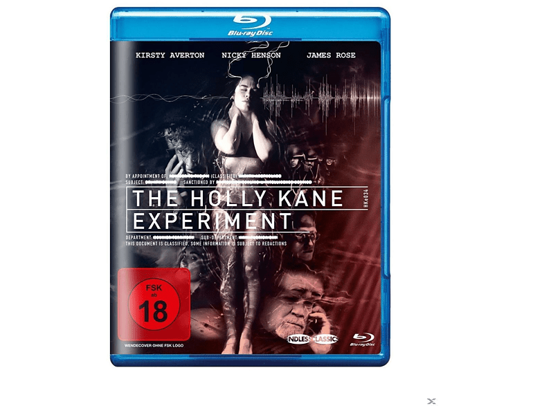 The Holly Kane Expreriment [Blu-ray]