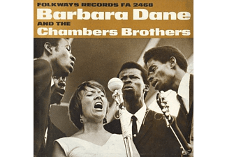 Barbara Dane And The Chambers Brothers - Barbara Dane and the Chambers Brothers - (CD)