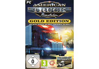 American Truck Simulator (Gold Edition) - PC