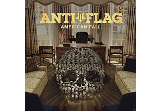 Anti-Flag - American Fall CD