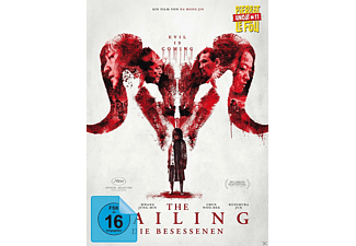 The Wailing - Die Besessenen - (Blu-ray + DVD)