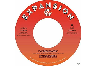 Spyder Turner - I've Been Waitin'/Get Down - (Vinyl)
