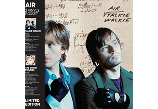 Air - Talkie Walkie/The Virgin Suicides (Vinyl LP (nagylemez))