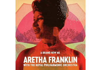 Aretha Franklin With The Royal Philh.Orch. - A Brand New Me (CD)