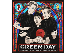 Green Day - Greatest Hits: God's Favorite Band (Vinyl LP (nagylemez))