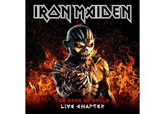 Iron Maiden - The Book Of Souls: Live Chapter (Limited Deluxe Edition) (CD)