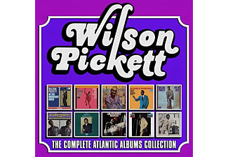 Wilson Pickett - The Complete Atlantic Albums Collection (CD)