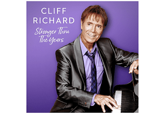 Cliff Richard - Stronger Thru The Years (CD)