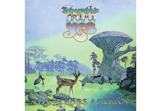 Yes - Topographic Drama - Live (CD)