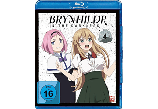 Brynhildr in the Darkness Vol. 4 - (Blu-ray)