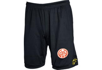 LOTTO FSV Mainz 05 Short, Schwarz,