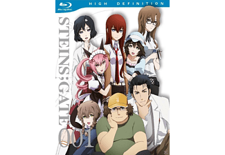 Steins Gate Vol. 1 - (Blu-ray)