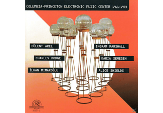 VARIOUS - Columbia-Princeton Electronic Music Center 1961-73 - (CD)