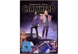 Crazyhead - Staffel 1 - (DVD)