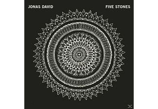 Jonas David - Five Stones - (CD)