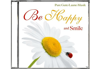 VARIOUS - Be Happy And Smile - (CD)