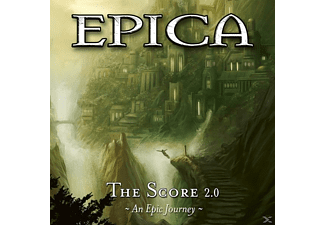 Epica - The Score 2.0-The Epic Journey (2CD) - (CD)