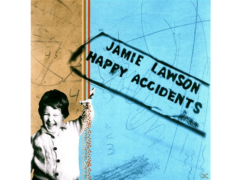 Jamie Lawson - Happy Accidents [Vinyl]