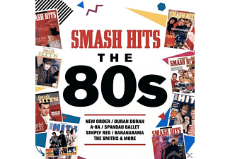 VARIOUS - Smash Hits The 80s [Vinyl]