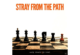 Stray From The Path - Only Death is Real - (Vinyl)