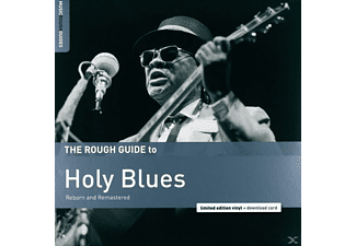 VARIOUS - Rough Guide: Holy Blues - (LP + Download)