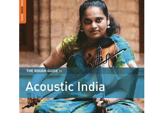VARIOUS - Rough Guide: Acoustic India - (CD)