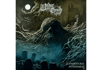 Under The Church - Supernatural Punishment [CD]
