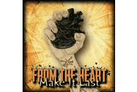 From The Heart - Make It Last [CD]