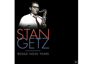 Stan Getz - The Stan Getz Bossa Nova Years (Incl.DL-Code) - (LP + Download)
