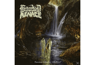 Hooded Menace - Ossuarium Silhouettes Unhallowed (Black Vinyl) - (Vinyl)