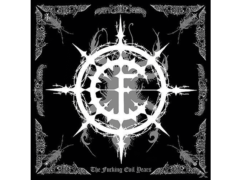 Carpathian Forest - The Fucking Evil Years (3CD Box) [CD]