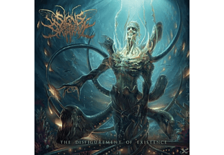 Signs Of The Swarm - The Disfigurement Of Existence - (CD)