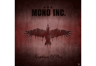 Mono Inc. - Symphonies Of  Pain-Hits And Rarities [CD]