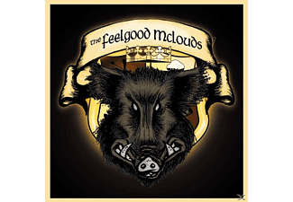 The Feelgood Mclouds - The Feelgood McLouds - (CD)