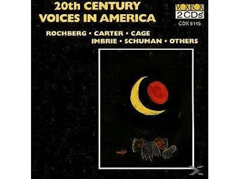 VARIOUS, Penn Contemporary Players, The Concord String Quartet - 20th Century Voices [CD]