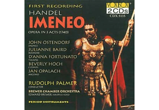 VARIOUS, Brewer Chamber Orchestra - Imeneo (GA) - (CD)