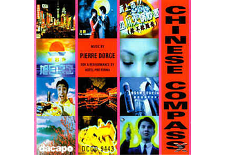 LinEnsemble - Chinese Compass - (CD)