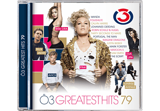 VARIOUS - Ö3 Greatest Hits,Vol.79 - (CD)