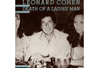 Leonard Cohen - Death of a Ladies' Man - (Vinyl)