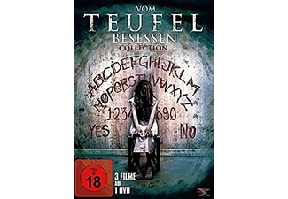 VOM TEUFEL BESESSEN COLLECTION - (DVD)