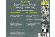 Corrien Curry, London Symphony Orchestra - SINFONIEN 1+4 [CD]