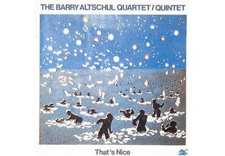 Barry Altschul Quartet - THAT'S NICE - (CD)